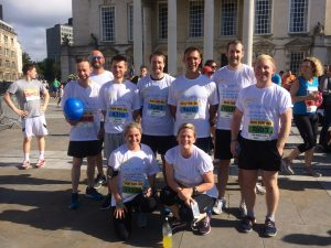 Image of Leeds 10k raising money for Dave Green