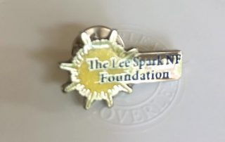 Image of Lee Spark Foundation Charity Pin